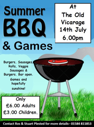Summer BBQ and Games
