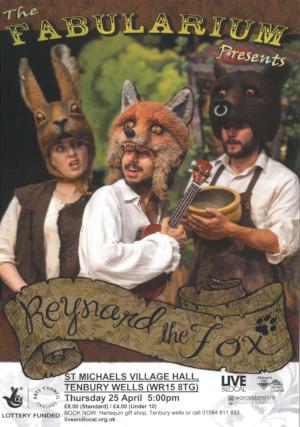 Live and Local: Reynard the Fox